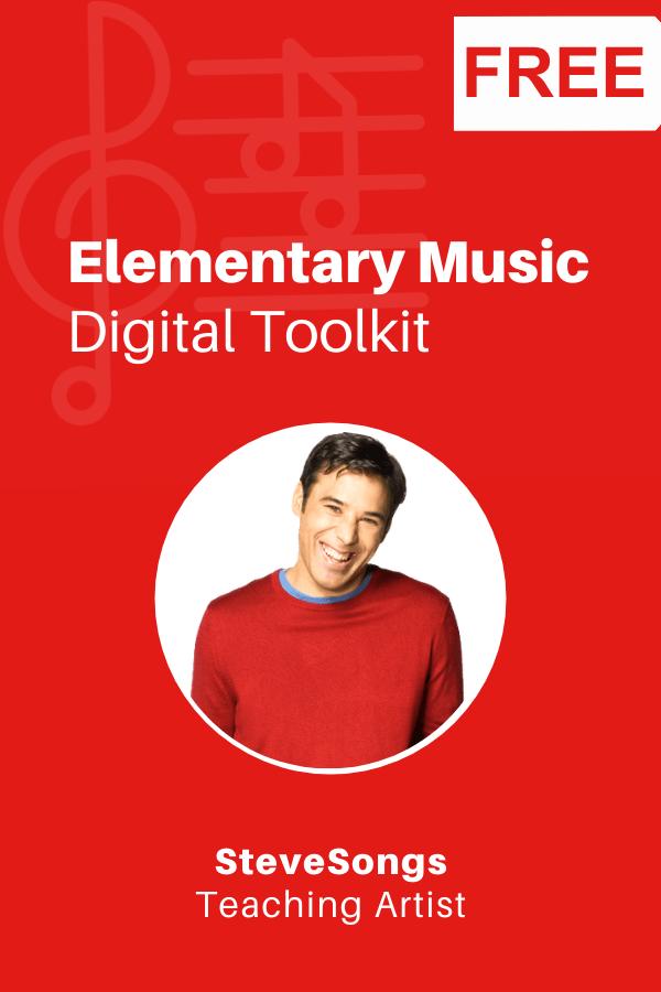 Elementary Music Digital Toolkit