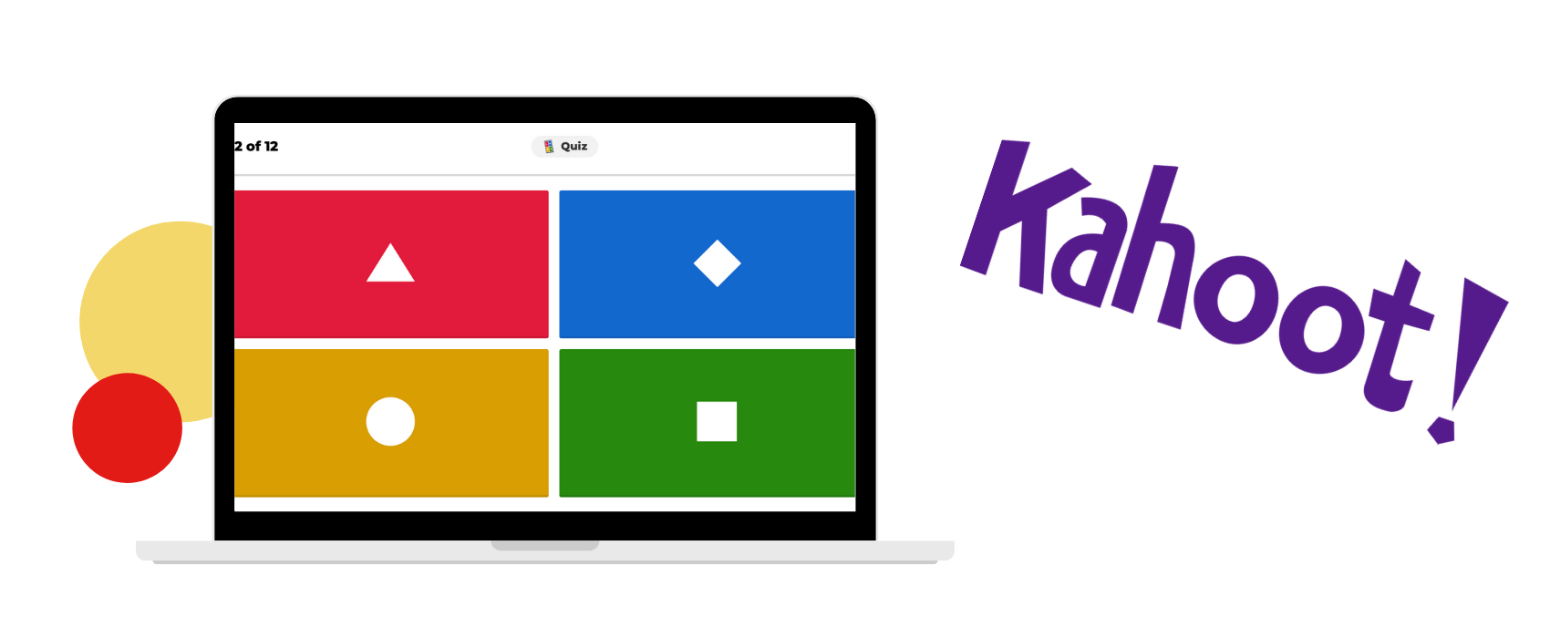 Music teaching apps: Kahoot