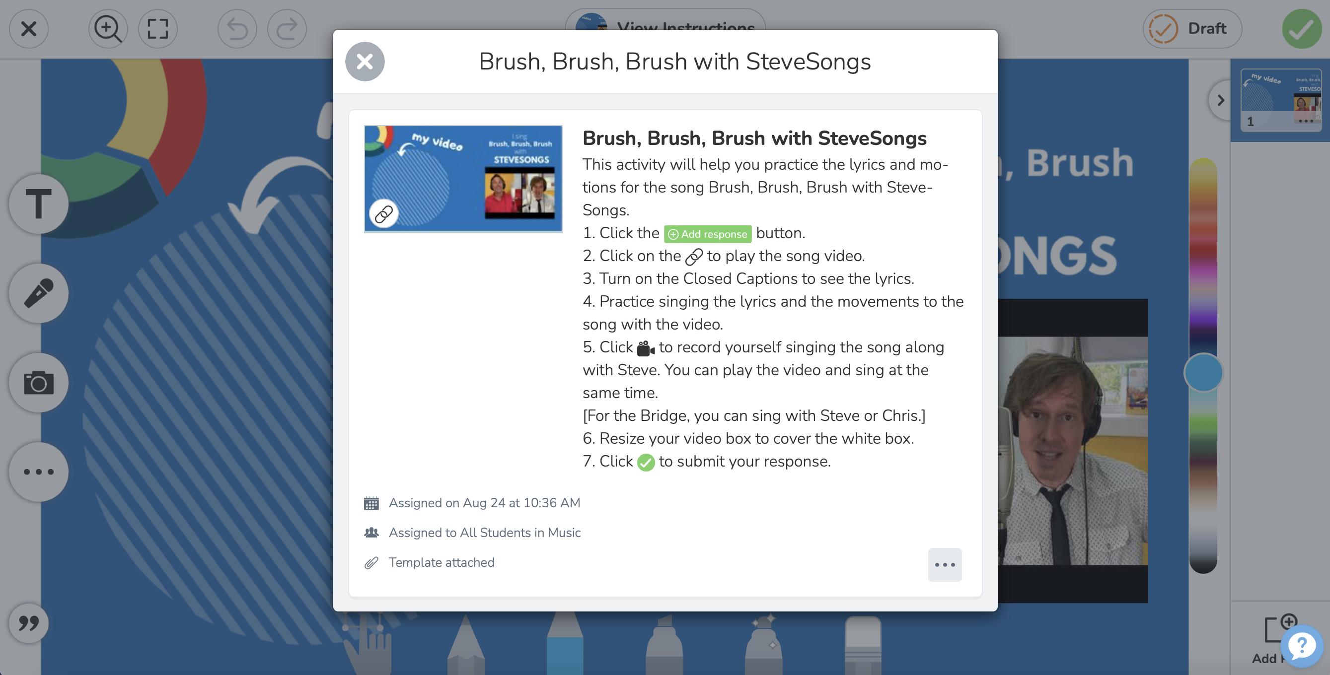 music teaching apps